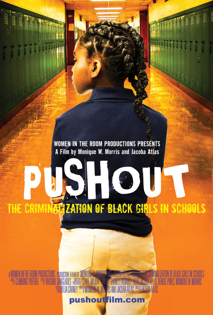 Swell Pushout The Criminalization Of Black Girls In Schools Screening Natural Hairstyles Runnerswayorg