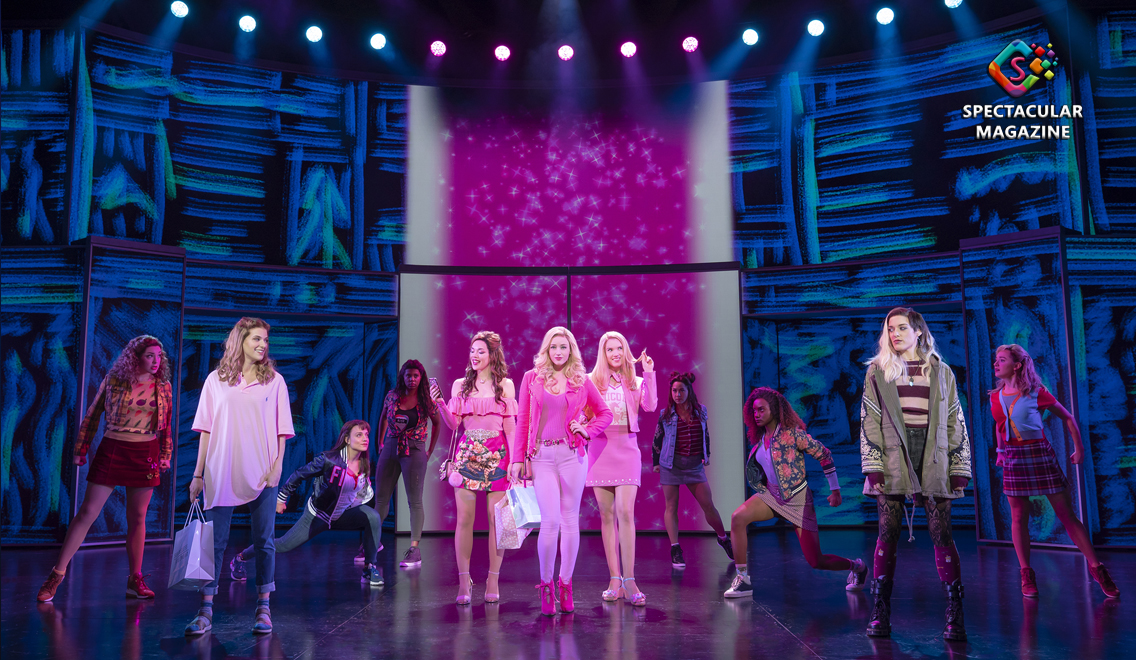 Review Mean Girls At Dpac Truly Amazing Worth Seeing Over Over Spectacular Magazine Gretchen is a member of the plastics. review mean girls at dpac truly